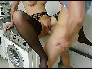 Hardcore Shaved Stockings