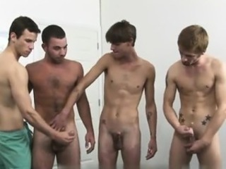Twink coitus Each guy was listening up slay rub elbows with doctors commands as A