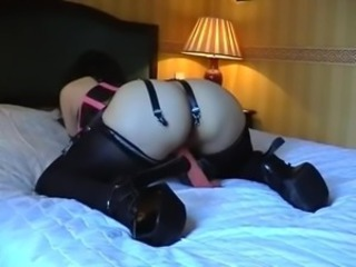 Ass Latex Mature