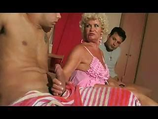 Horny Granny Looking For Cock