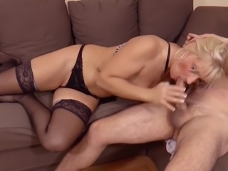 hot blonde granny near hot sexual connection