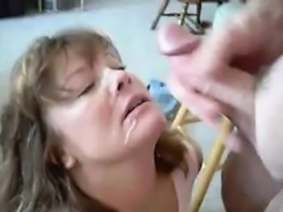 Amateur Cumshot Facial Homemade Mature Mom