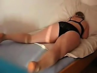 Amateur  Homemade Lingerie Panty Wife