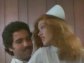 Red Aficionado nurse Patrolman Penny And Ron Jeremy Vintage