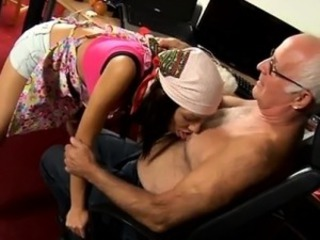 Old grandpa young boy sex Cees an old editor liked obeying