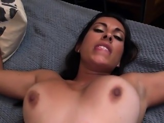 Latina Young lady Sofia Agonizing Over The cum Facia