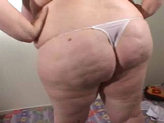 Amateur Ass  Mature Mom Panty