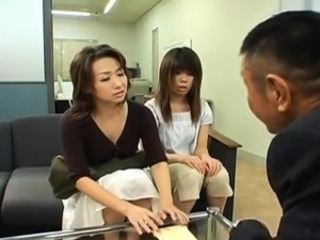Miki Yoshii with an increment of mom mouths fucked by hard up persons