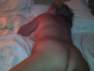 Ass Chubby Mature Sleeping Voyeur Wife