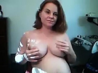 Cute Pregnant Cam Whore