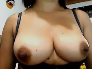 Titty Flashing On A Cam Show