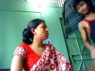 Desi Couple Fucking Before Camera and Enjoying