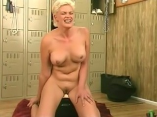 Blonde Machine  Orgasm