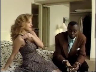 Interracial Mature Pornstar Vintage Wife