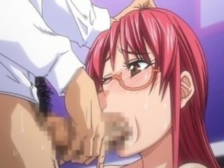 Bigboobs anime schoolgirl hot fucking in the air the toilet