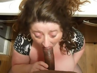 Blowjob British European Interracial Mature Pov Wife