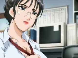 Squirting hentai lady doctor gets pounded
