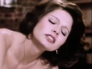 Desiree Cousteau in vintage coitus scene