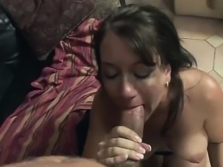 Blowjob Brunette Mom Pov