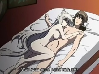Hottest fantasy anime clip with uncensored big tits scenes