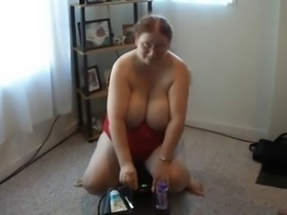 Amateur Big Tits Chubby Homemade Machine Mature Wife