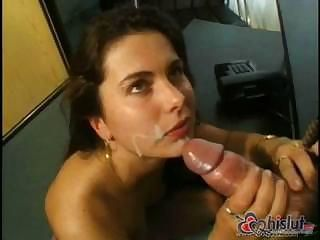 Frivolous cutie Nicole lets this guy enter her tight asshole