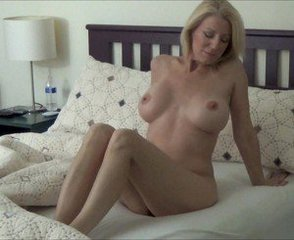 Big Tits Blonde Mature