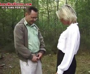Amateur Blonde Fetish Mature Outdoor