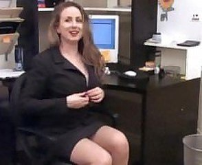 Mature Office Solo Stripper Wife