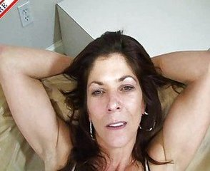 Brunette Mature Pov
