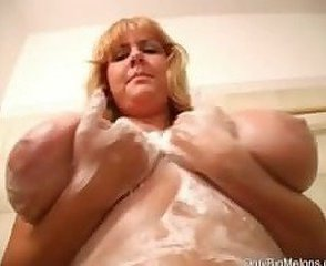 Big Tits European Mature Showers