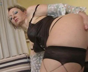 Lingerie Mature Stockings