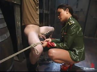 Asian Bondage Femdom Fetish Interracial