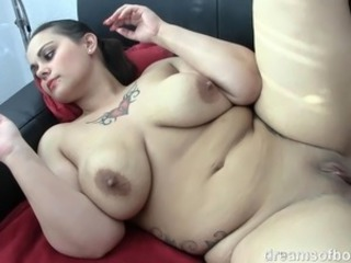 German Pawg Samantha is smokin sexy HD