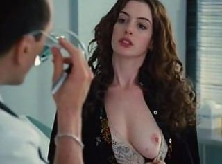 Anne Hathaway - Honour and Other Drugs - HD Slow Motion #1