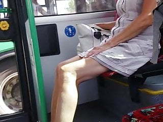 Bus European Fetish Legs Wife