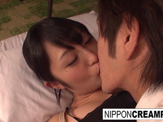 Japanese office slut gets her queasy pussy toyed and fucked Sexual relations Tubes