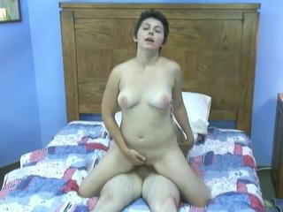 raven little brunette pussy 4 the old man Sex Tubes