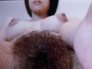 Hairy bush and puffy nipples oh my!!! Coitus Tubes