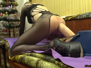 New Year Riding dildo, Pipedream King Cock with Balls, 12 Inch Sex Tubes