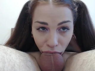 Delightful Teen Gives Dazzling Deepthroat Blowjob Ever Sex Tubes