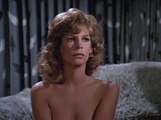 Jamie Lee Curtis - ''Death of a Centerfold'' Mating Tubes