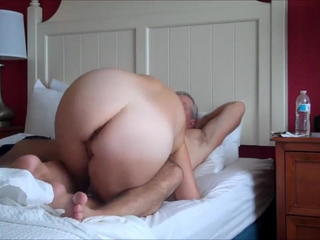 Hot Mature Couple Fucking and Sucking Like Moronic Intercourse Tubes