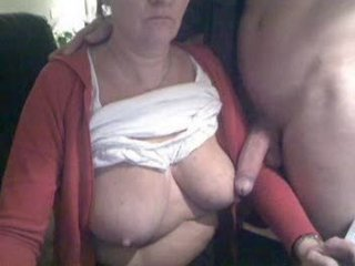 Amateur Big Tits Mature Webcam Wife