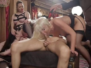 Blowjob Groupsex Lingerie  Orgy Swingers