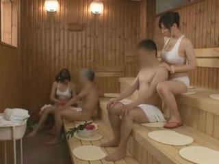 Azusa Nagasawa up Sauna Descendant Occupation Part 2