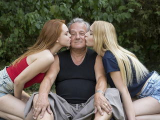 Grandpa 70 years old fucks young 18 years old unpredictable intensify adolescence Intercourse Tubes
