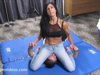 HAZELS NO ESCAPE PINCOUNT - JEANS MIXED WRESTLING
