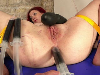 Cleanstraps Enema Part 2