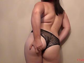 Big Girl Touching Her Belly, Tits And Last analysis